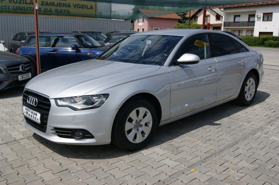 Audi A6 2,0 TDI ALU PDC NAVI TEMPOMAT MF-VOLAN GARANCIJA DO 2 GOD.