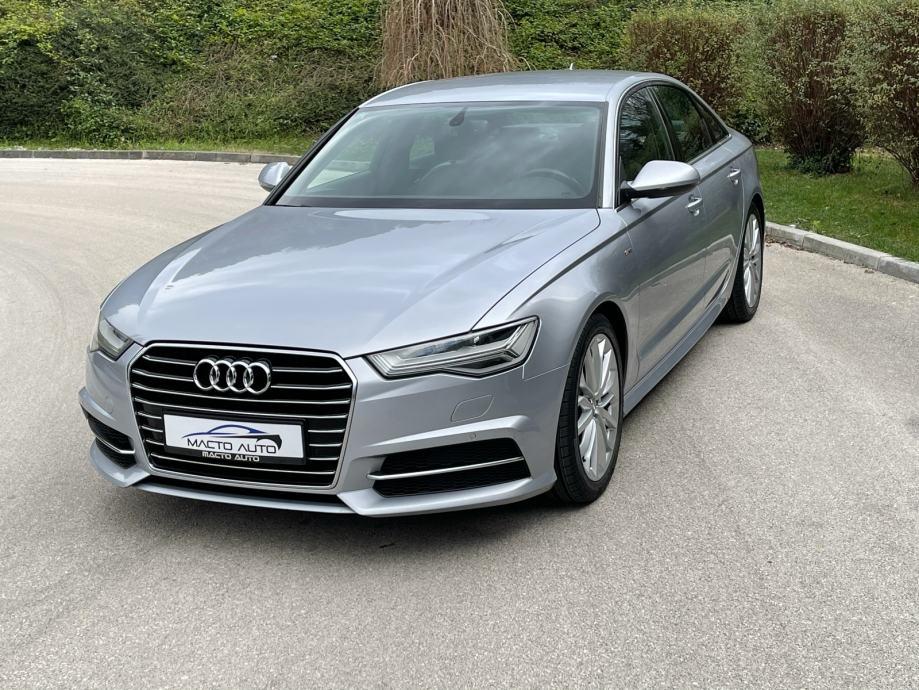 Audi A6 2,0 TDI automatik S -LINE, TOP STANJE!!!