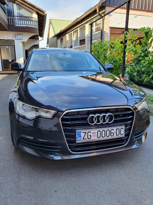 Audi A6 2,0 TDI/177KS, extra stanje, veliki servis, II vl./5god.