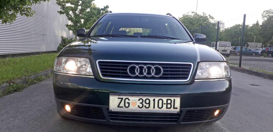 Audi A6 2,5 V6 TDI avant - kreditne kartice do 60 rata