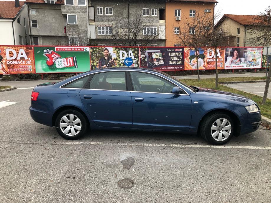 Audi A6 2,7 V6 TDI