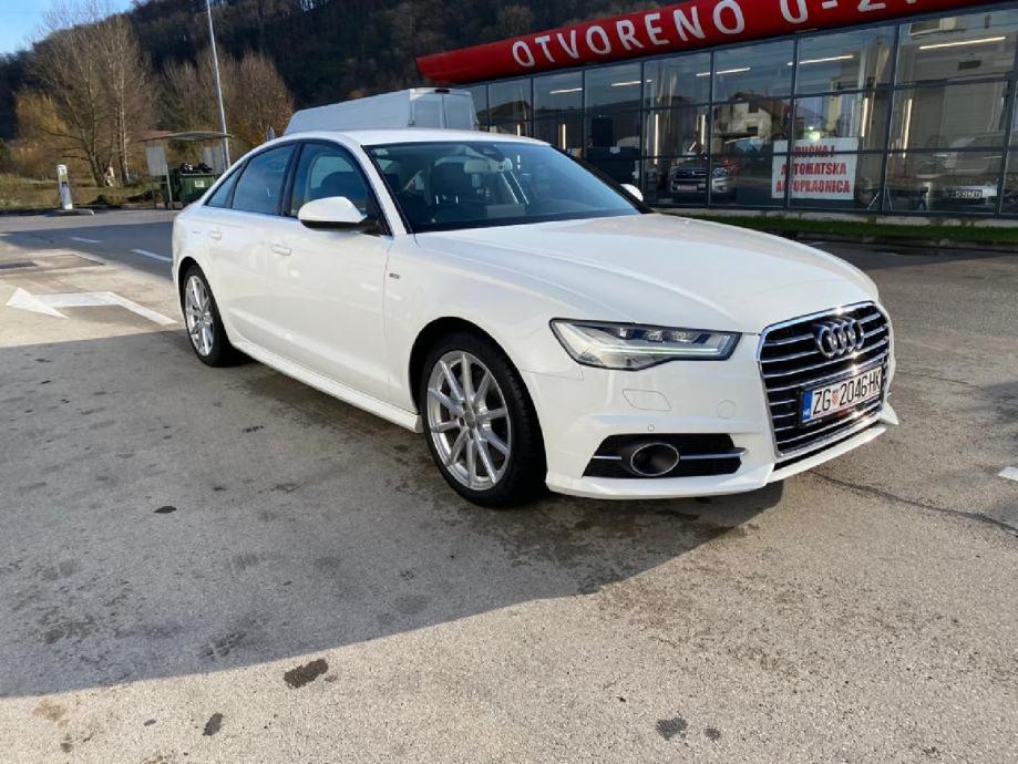Audi A6 3,0 TDI 2016