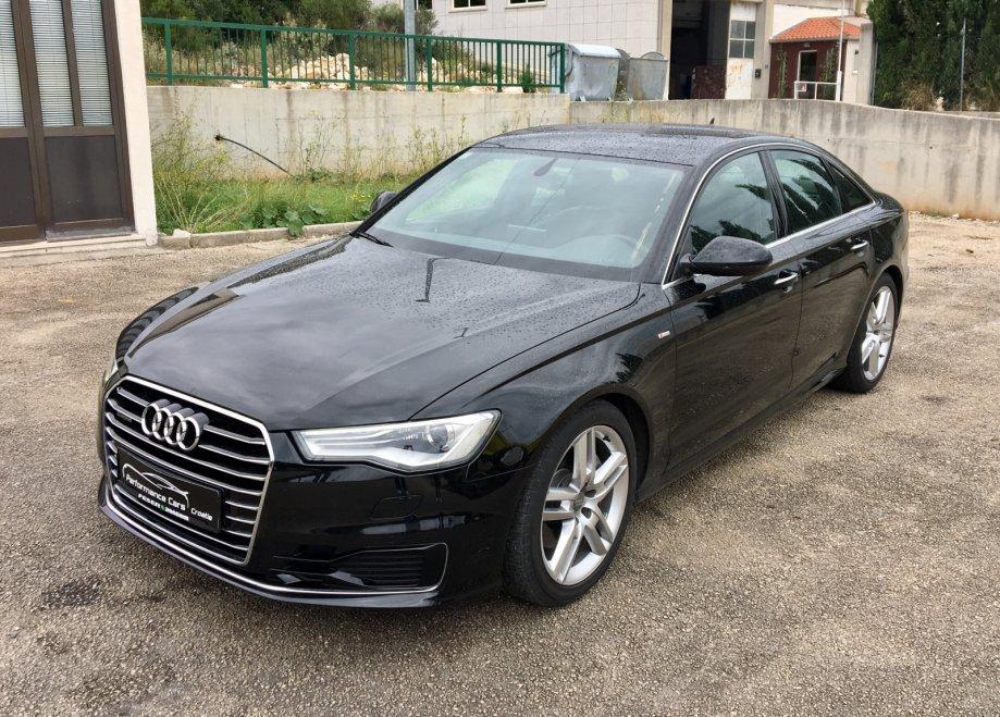 Audi A6 3,0 TDI Quattro S-tronic***NOVI MODEL*** S-LINE***