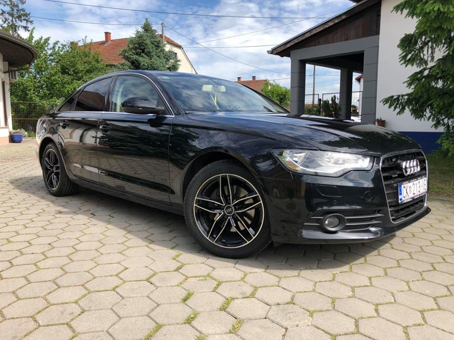 Audi A6 3,0 TDI S-tronic Quattro Koža,Navigacija..**Garancija 12 mj.**
