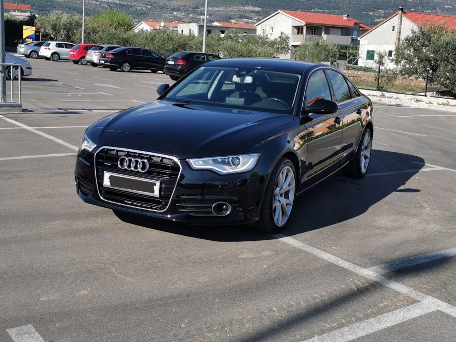 Audi A6 3,0•V6•TDI•S-tronic•Quattro•Top Stanje•150kw•Keyless•Led•