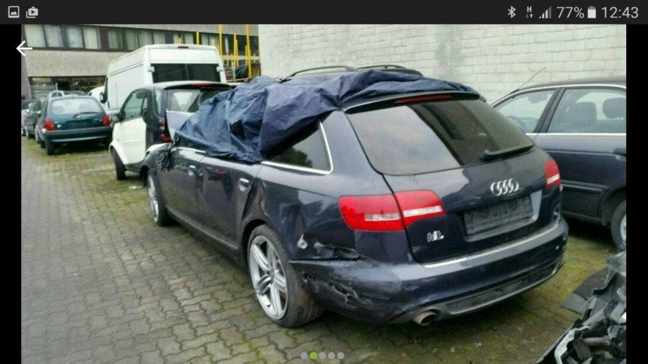 Audi A6 3,0 V6 TFSI DIJELOVI