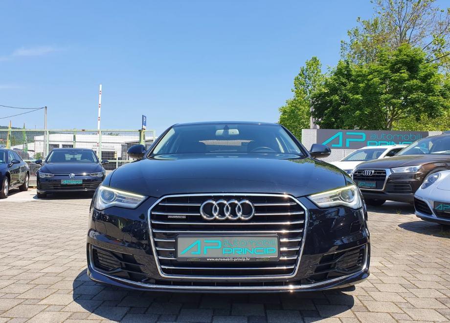 Audi A6 3.0TDI quattro S-tronic // BusinessPack //