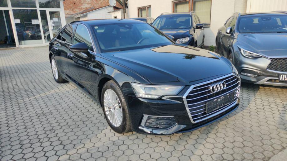 Audi A6 40 TDI LED,VIRTUAL, KAMERA, RADAR, 15 600KM, GARANCIJA !