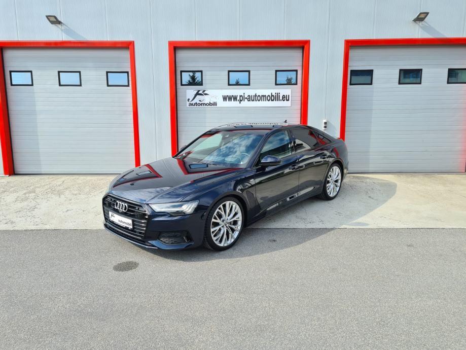 Audi A6 50 TDI S-LINE QUTTRO S-TRONIC