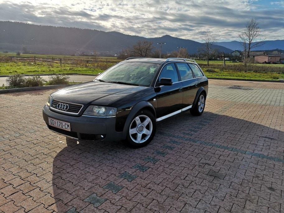 Audi A6 Allroad 2,5 TDI, 2002 god.