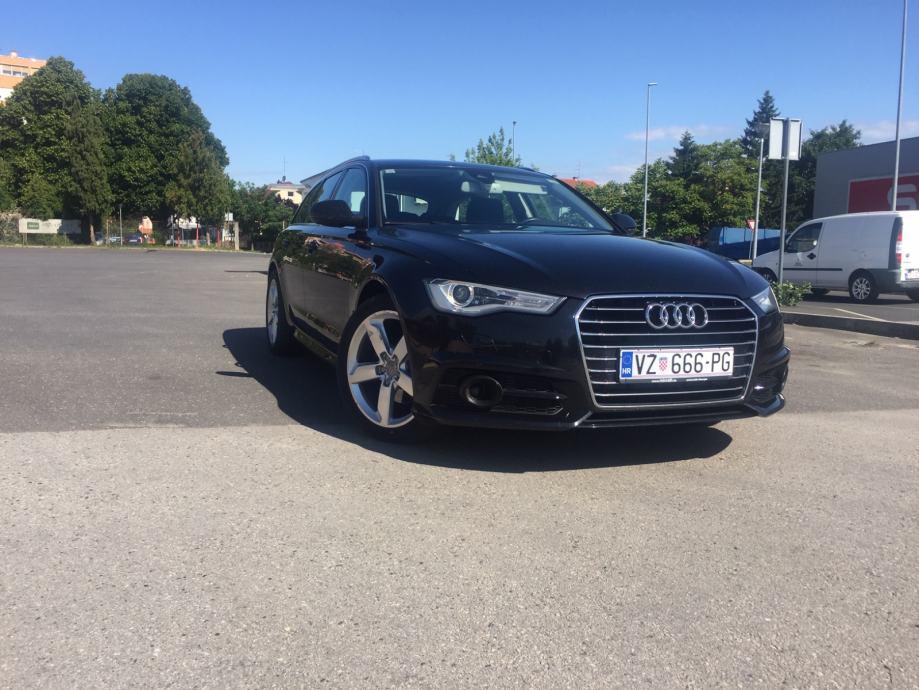 Audi A6 Avant 2,0 TDI automatik Ultra  Stronik