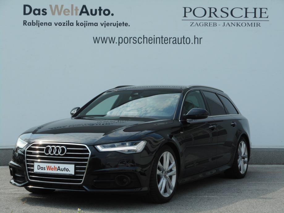 Audi A6 Avant 3.0 TDI Quattro S tronic Business (***S-LINE, KOŽA***)
