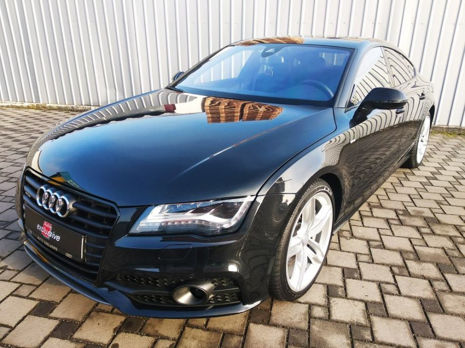 Audi A7 3,0 TDI quattro S-tronic *** S-line *** 230kw ***