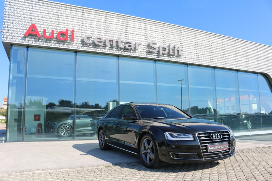 Audi A8 3,0 TDI Quattro tiptr. Bose Air Masaža ACC SIDE LANE MATRIX