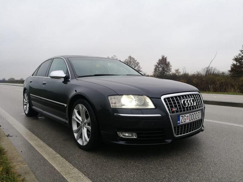 Audi A8 4,0 V8 TDI