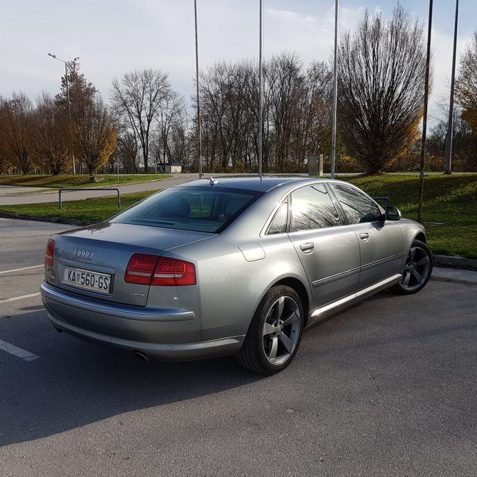 Audi A8 4,2 TDI, 2008 god.