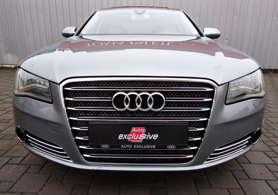 Audi A8 4H 4,2 TDI quattro automatik