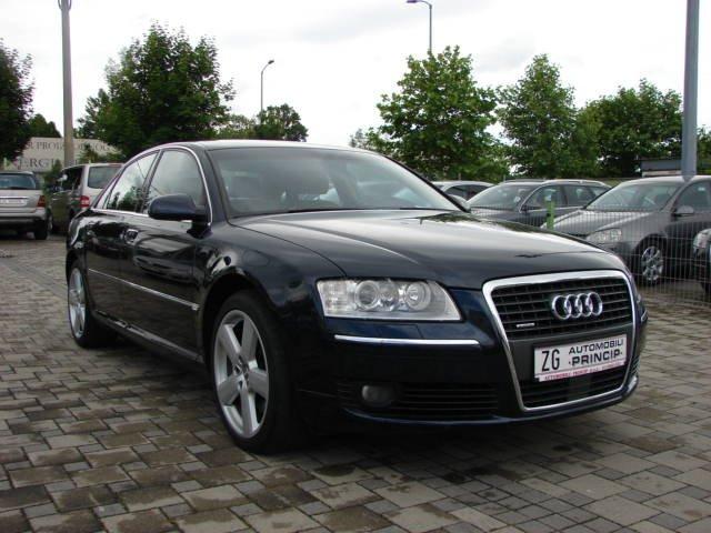 Audi A8 4,2 V8 quattro