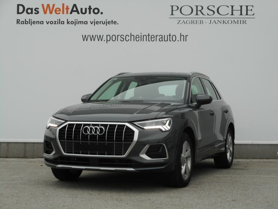 Audi Q3 35 TDI S tronic Advanced+ (***VIRTUALNI KOKPIT***)