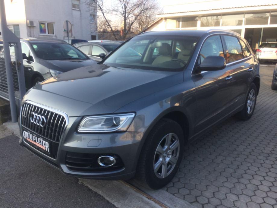 Audi Q5  2,0 TDI 4x4, Servisna, NAVI, Xenon, 1vlasnik,  4 X Garancija!