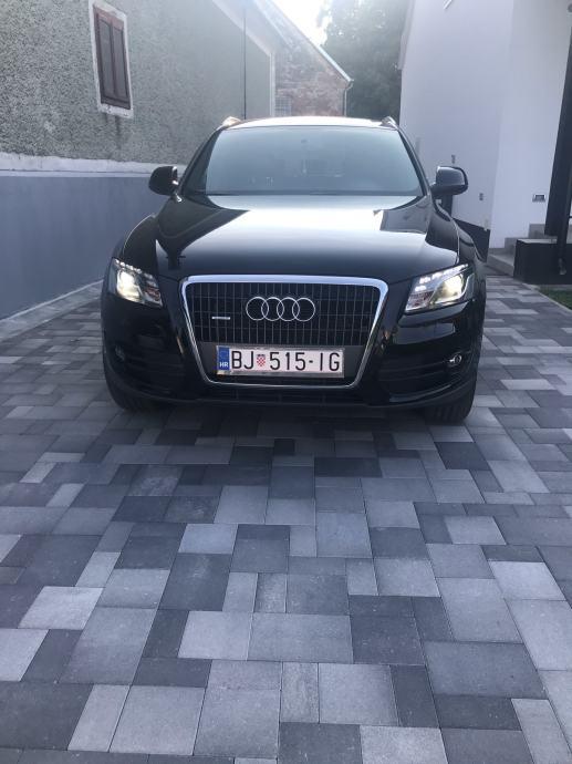 Audi Q5, 2011 g., s-tronic, quattro, alu 19 s line