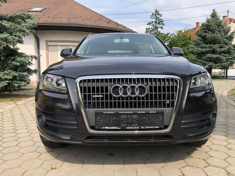 Audi Q5 2,0 TDI Quattro S-tronic, navigacija, koža, servisna,...