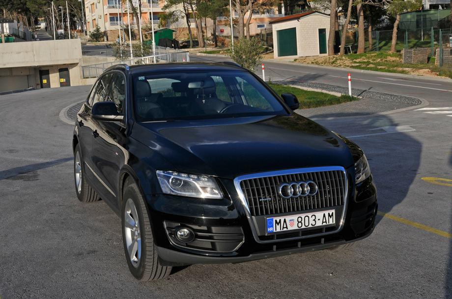 Audi Q5 2 0 Tdi S Tronic S Line Automatic Xenon Koža