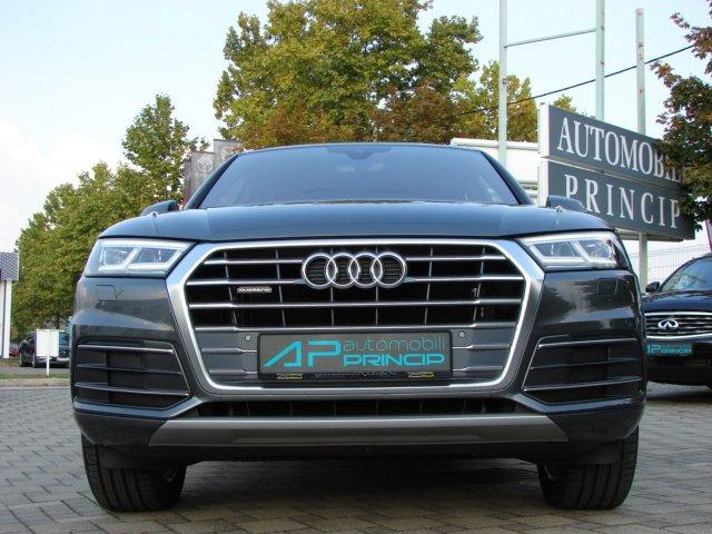 Audi Q5 2.0TDI Sport quattro S-Tronic -S-Line Sport paket-