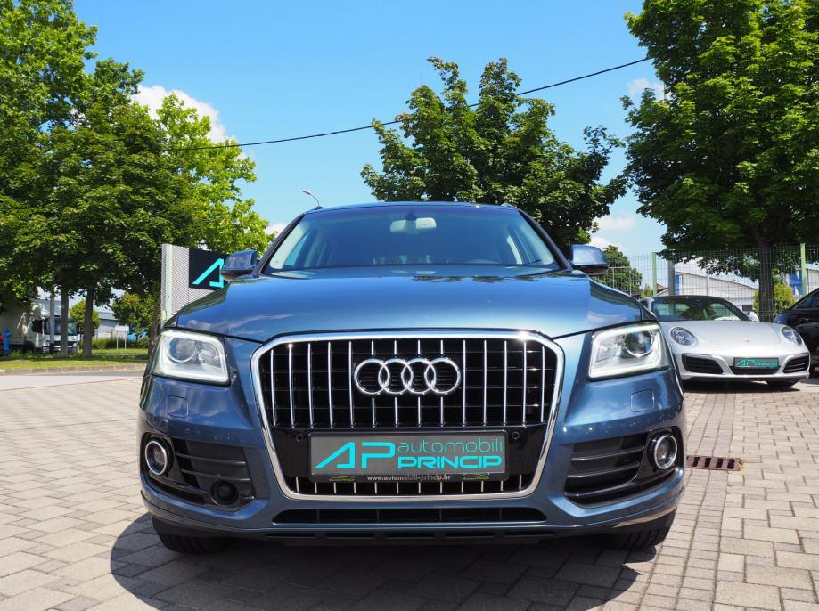 Audi Q5 2.0TDI S-Tronic BLIND//ACC//KEYLESS//DRIVE SELECT