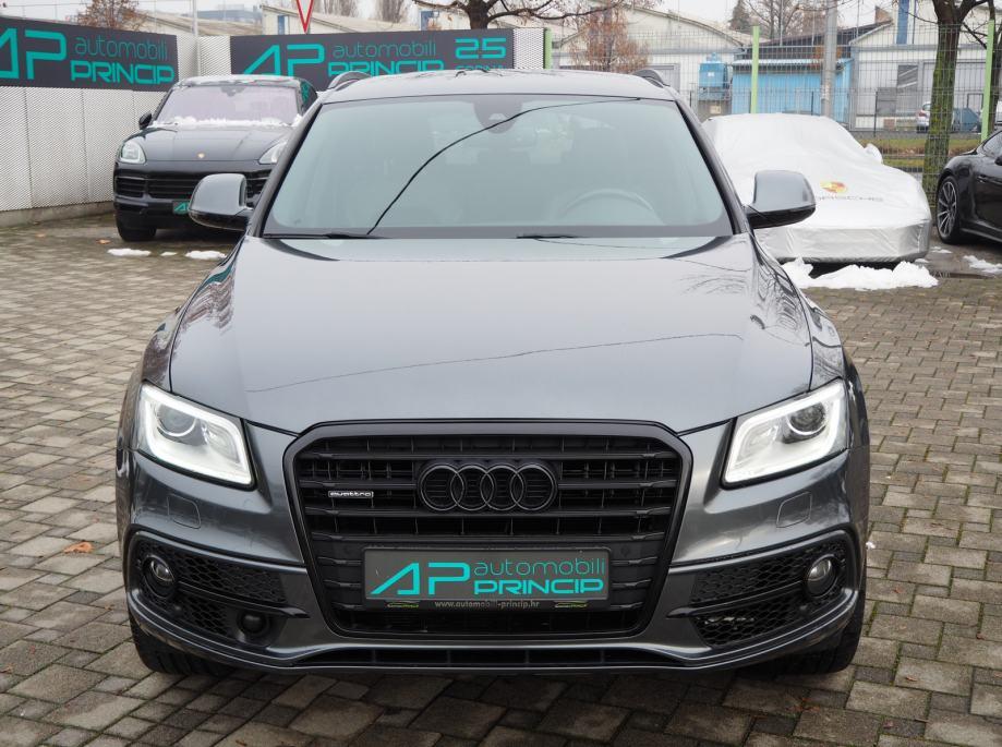 Audi Q5 2.0 TDI Sport S-tronic ˝Black Edition˝ S-Line ACC/B&O/Keyless