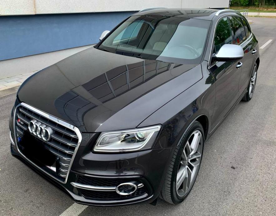 Audi  SQ5 3.0 TDI, 230 kw, Quattro ZAMJENA