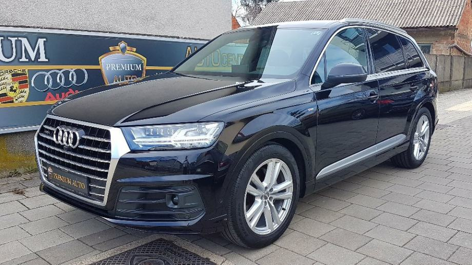 "AUDI Q7 3,0 TDI 3×S-LINE***MATRIX**20""VIRTUAL KOKPIT*PANORAMA**"