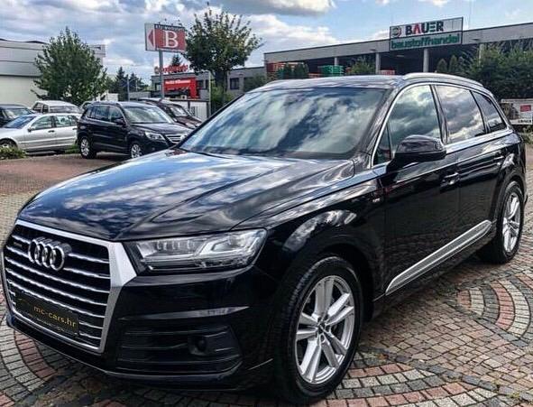 Audi Q7 3,0 TDI***VOZILO U DOLASKU**