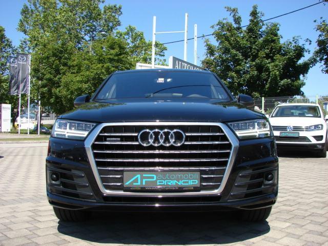 Audi Q7 3.0TDI S-Tronic quattro Full S-line *Night-Pano-Matrix-SA*