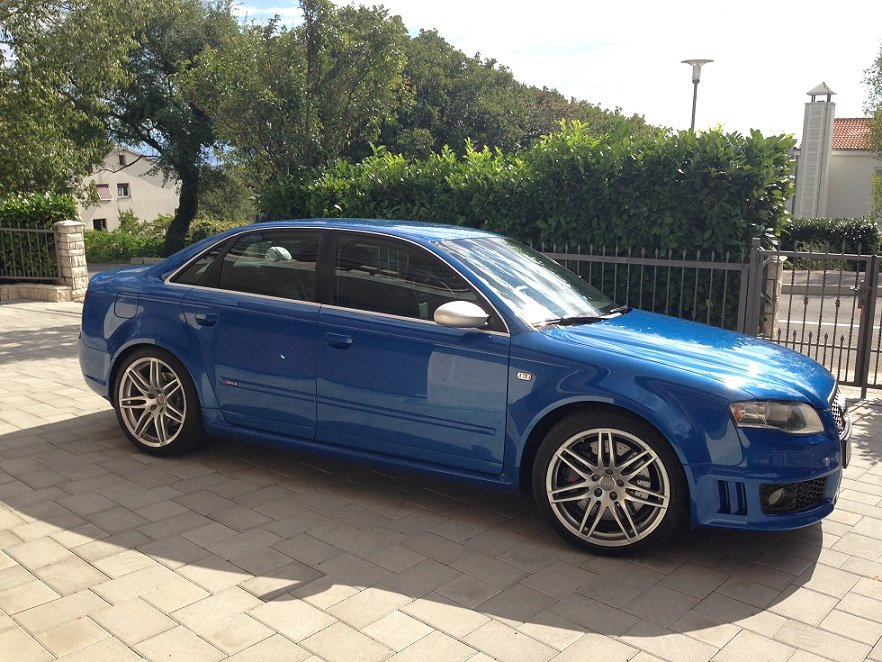 Audi RS4 B7, 2006 god.