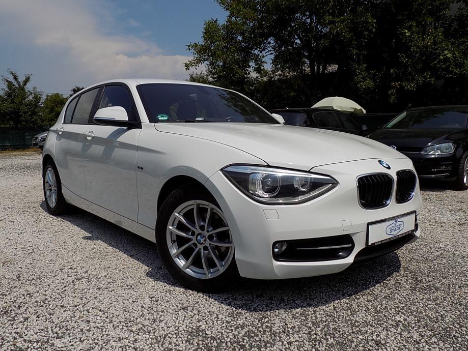 BMW 116d SPORT LINE , BIXENON, ALU, PDC, JAMSTVO GOD DANA