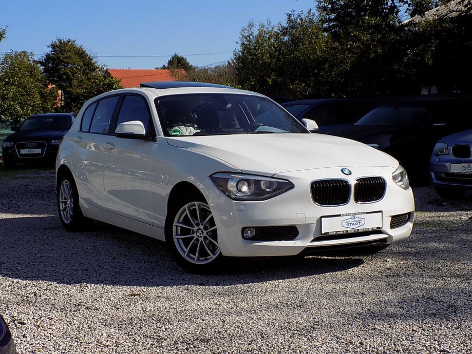 BMW 118d BIXENON, NAVIGACIJA, PDC, ŠIBER, ALU, PDC, JAMSTVO GOD DANA