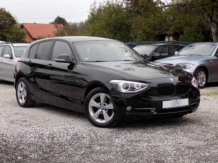 BMW 118d SPORT AUTOMATIK , BIXENON, PRO NAVI, JAMSTVO GOD DANA