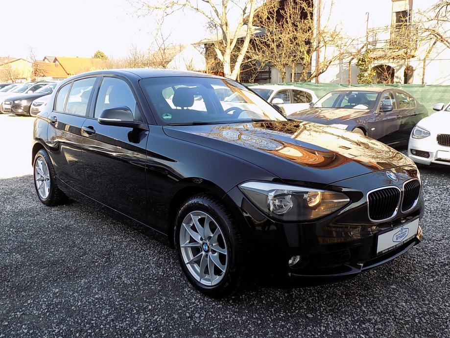 BMW 120d 135kW PRO NAVIGACIJA, PARK SENZORI, TEMPOMAT, GRI. SJEDALA,