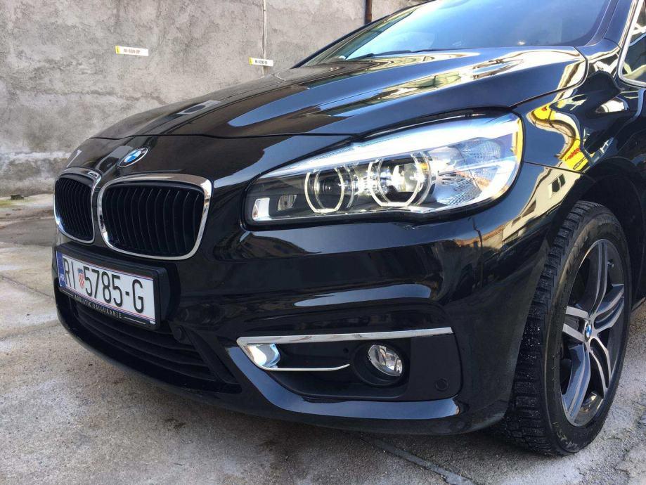 BMW 220 D, Active Tourer M-Sport 60t km