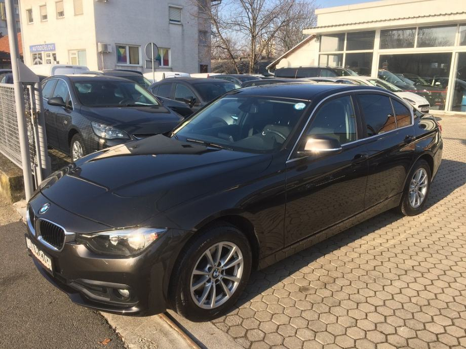 BMW  316d, NAVIGACIJA,105.807 KM SERVISNA,1 GOD. GARANCIJA