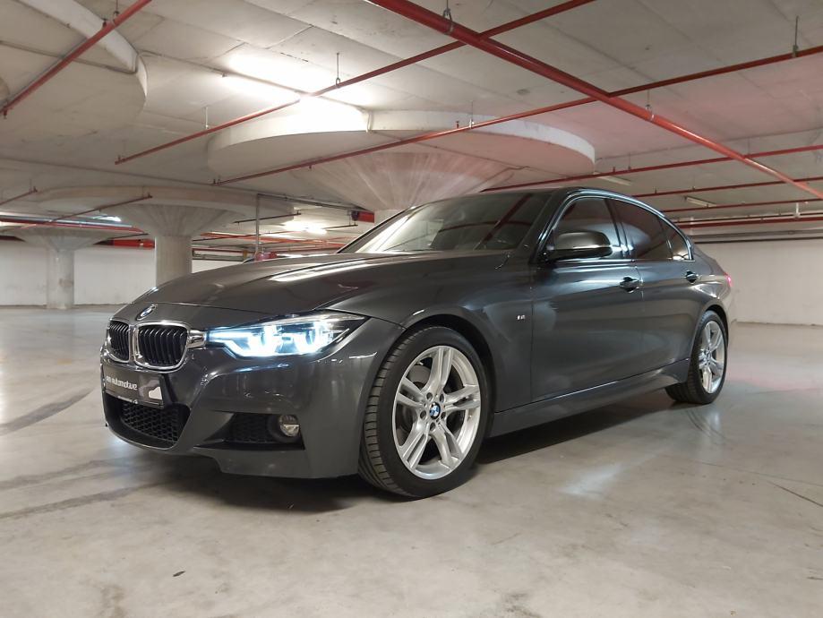 BMW 330d LCI M Sport automatik, reg. 07/2020, jamstvo 12 mjeseci!