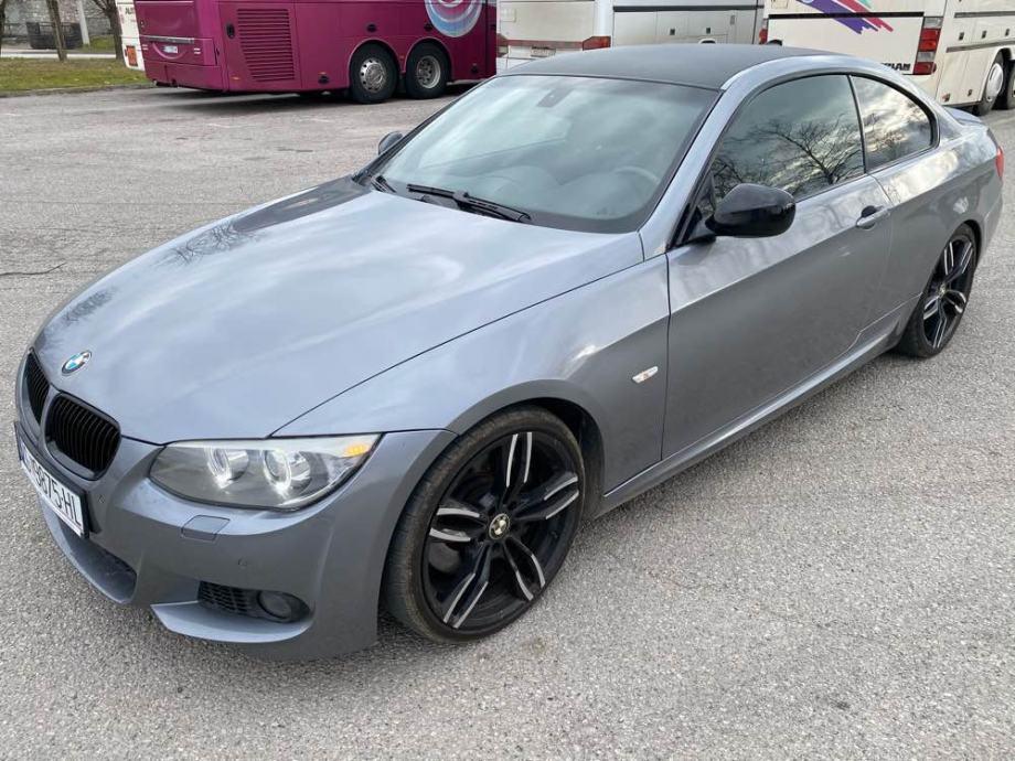 BMW 335D coupe - LCI; M Paket; Stage 2!!!