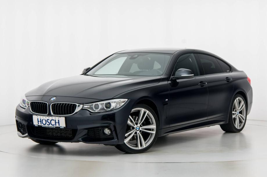 BMW 420d Gran Coupe M-Sport Automatik
