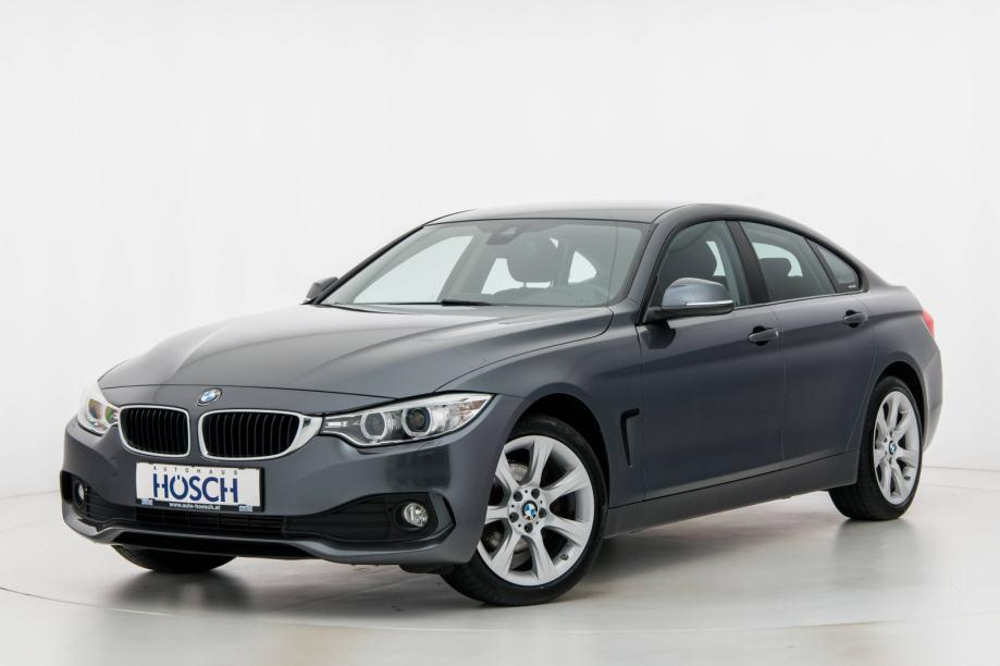BMW 420d xDrive Gran Coupe Advantage Automatik