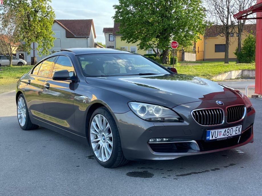 BMW 640d Gran Coupe ⭐️TOP STANJE⭐️