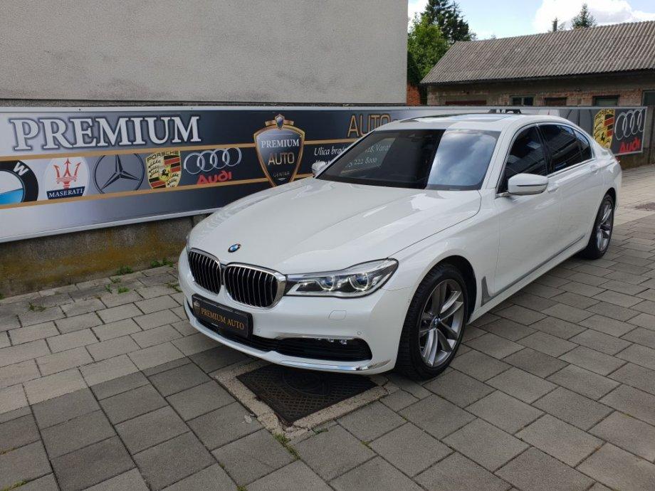 BMW 740XD* INDIVIDUAL*LASER*PANORAMA* 2016**MAXI OPREMA**