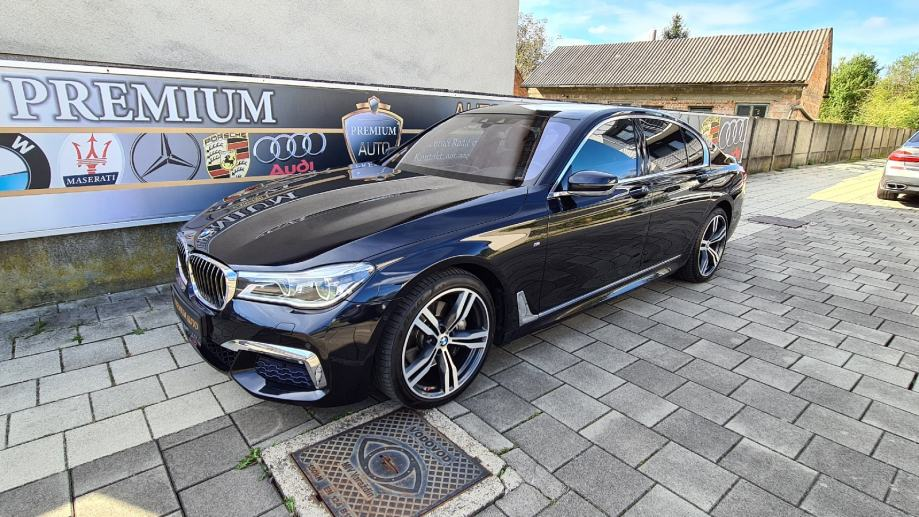BMW 740xd M-PAKET**20*OČUVAN***