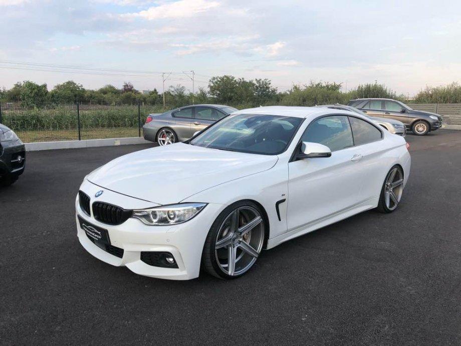 """BMW F32 430d ///M Performance, 350ks, 49tkm, ALU 20"""", **TOP STANJE**"""