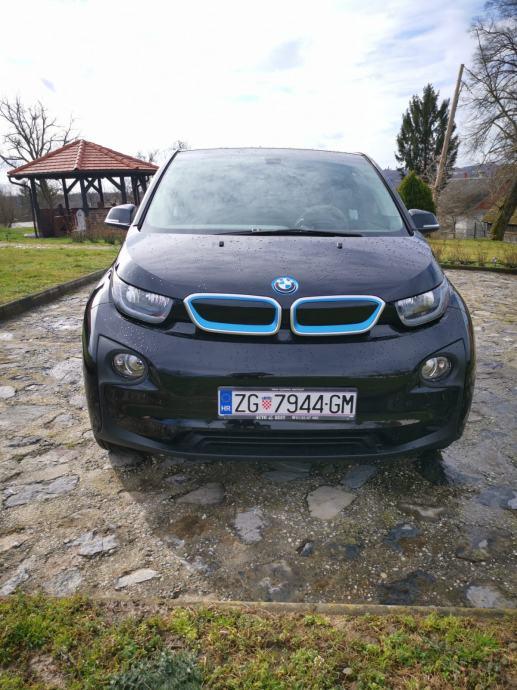 BMW i3 Range extender - - REX